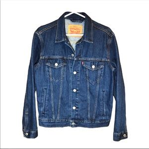 Levi's Levi Strauss Red Tab Trucker Denim jacket S